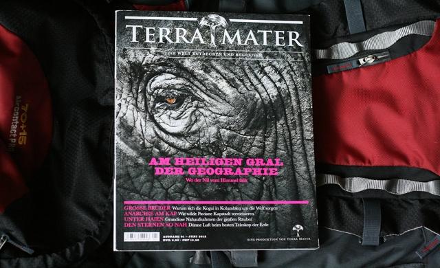 Voll auf die Presse: Terra Mater