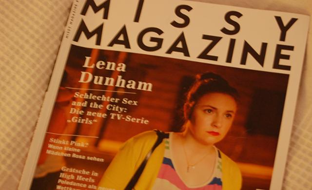 Voll auf die Presse: Missy Magazin