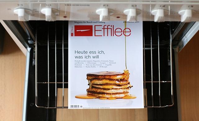 Voll auf die Presse: Effilee