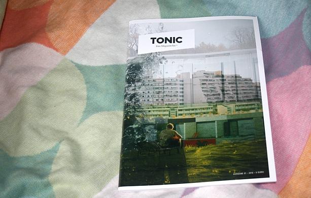 Voll auf die Presse: Tonic