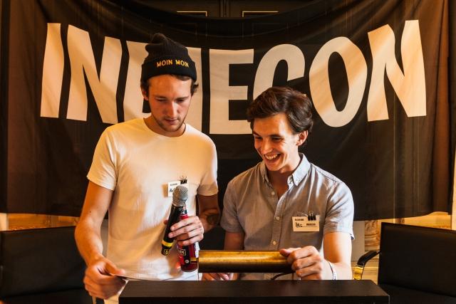 Indiecon 2014 Festival für unabhängige Magazine